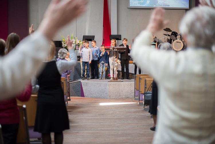 Lieldienu Dievkalpojums