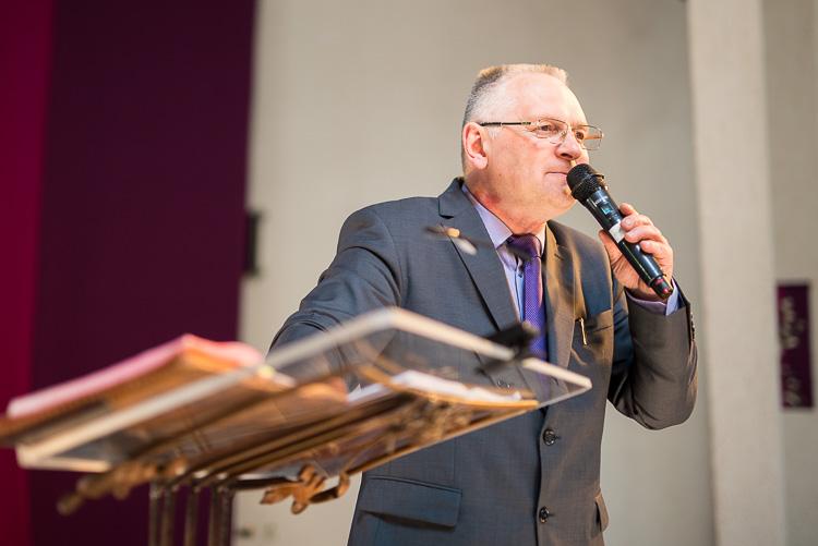 Dievkalpojums par kristiešu neatlaidību un darbošanos